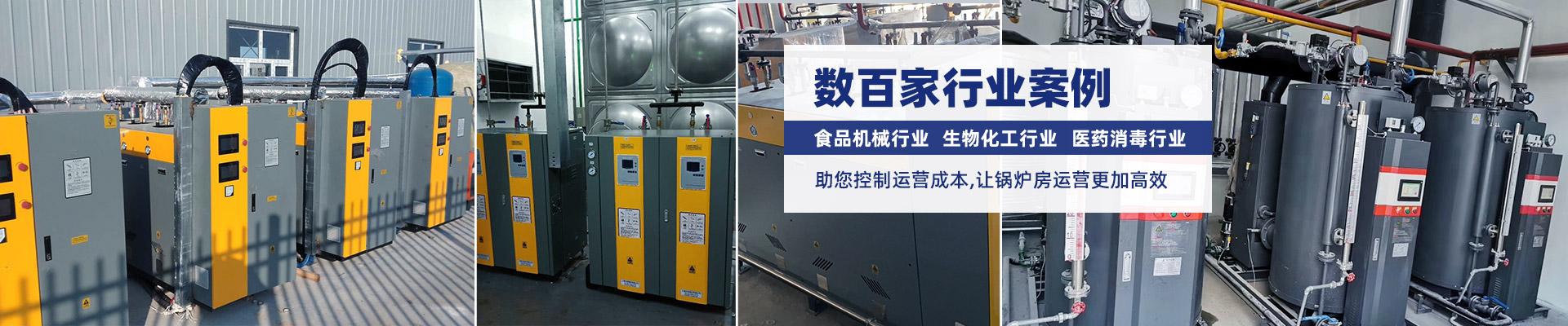 艾亚锅炉-电加热蒸汽发生器、燃气蒸汽发生器